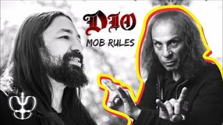 The Mob Rules   DIO vocal cover by #bambam
