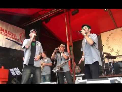 Def-P en the Beatbusters (live 17-06-2012 Westerpark in Amsterdam )