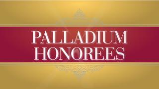 2019 Palladium Honorees
