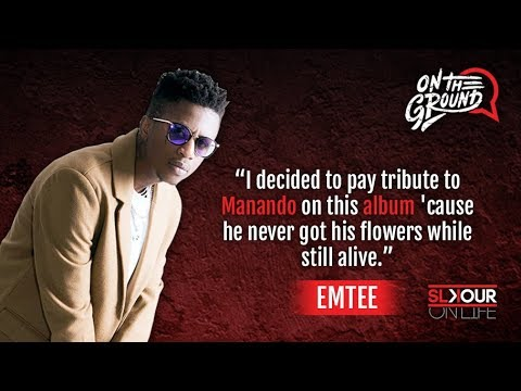 On The Ground: Emtee Talks Tribute To Manando, #ChappiesCollabo x ATM Documentary