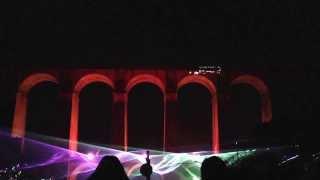 preview picture of video 'Les 150 ans du Viaduc de Morlaix'