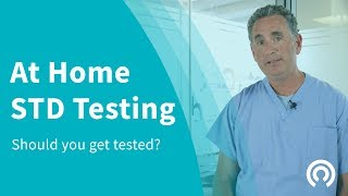At Home STD Testing | Should You Get Tested?