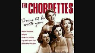 The Chordettes - Never on Sunday