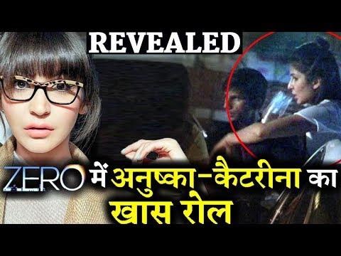 REVEALED: Katrina Kaif and Anushka Sharma's Character in ZERO
