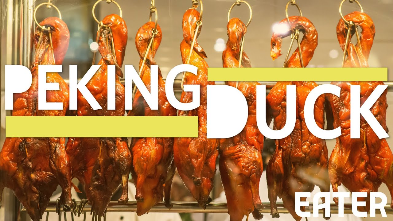 Peking Duck's History From Emperors To Window Dressings thumbnail