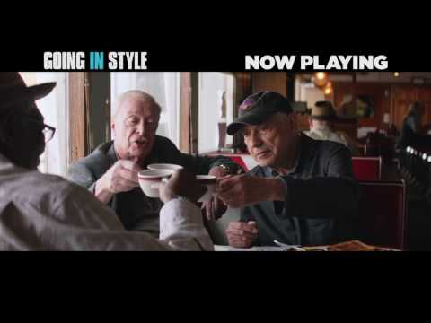 Going in Style TV Spot 'Granddaughter Review'
