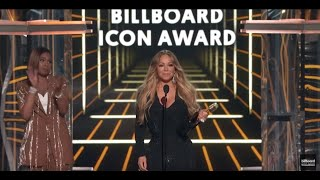 Mariah Carey Accepts The Billboard Icon Award   BBMAs 2019