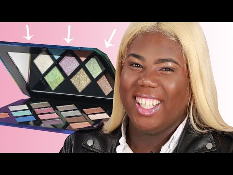 Men Try Fenty Beauty's Holiday Collection