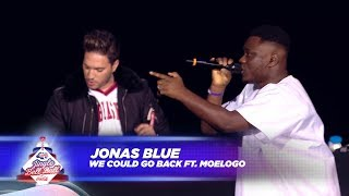 Jonas Blue - 'We Could Go Back' FT. Moelogo - (Live At Capital's Jingle Bell Ball 2017)