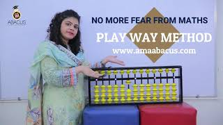 Abacus Tool Introduction, Abacus Teacher Training Program, How to use abacus, Abacus D Maths Academy