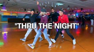 """Thru The Night"" - Jack Harlow ft. Bryson Tiller | @THEFUTUREKINGZ (Dance Video)"
