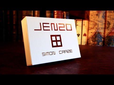 JENZO by Simon Craze