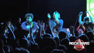 Dance Gavin Dance ~ Full set ~ 4/18/14 on ROCK HARD LIVE