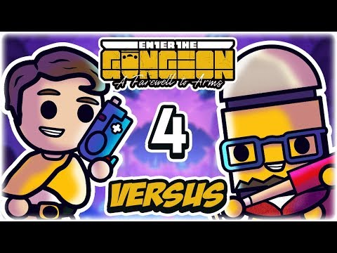 Finished Gun Fight | Part 4 | Enter the Gungeon: Versus (vs. Rhapsody) | Reto & Rhaps Seeded Races