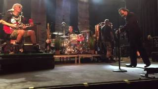 The Damned - Democracy (Sound Check)