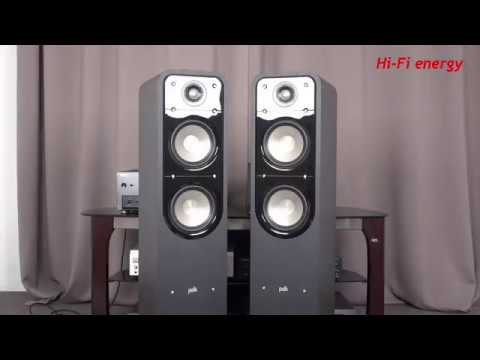 Polk Audio Signature S55Часть1