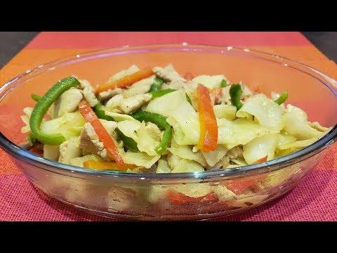Ginisang Repolyo / Sauteed Cabbage