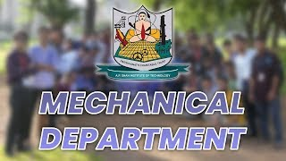 Mechanical Engineering Department of A. P. Shah Institute of Technology, Thane