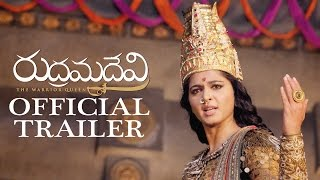 Rudhramadevi - Official Trailer 2