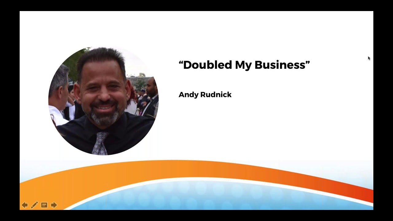 Andy Rudnick Success Story