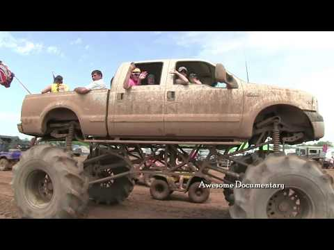 Trucks Gone Wild - Louisiana Mud Fest Part 4