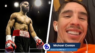 Michael Conlan: 'I'LL KNOCK BALUTA CLEAN OUT, then FULTON or NERY'