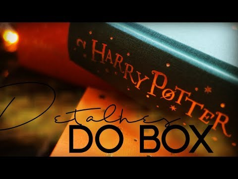Harry Potter Complete Collection   Detalhes do Box   Hear the Bells