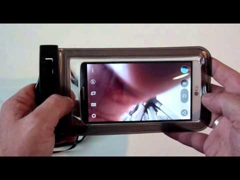BerryKing Unterwasser Tauch Tasche Schnorchel Handy Smartphone Video Foto Apple Iphone Samsung