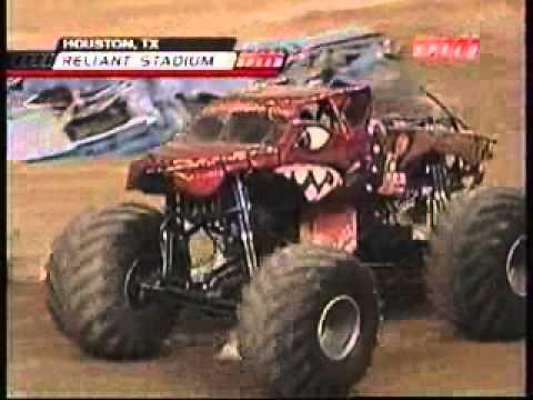 2005 USHRA Monster Trucks - Atlanta, GA - Freestyle Part 2