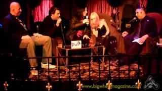 45 Grave - Pick Your Poison album wrap party - Part 1 of 2 - at Bar Sinister - Hollywood, CA