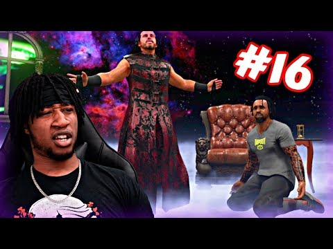 WWE 2K19 MyCAREER - MATT HARDY TOOK ME TO THE MULTIVERSE TO FIND MY INNER DEMON!