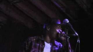 Brand Nubian - The Return / Step To The Rear @ Meet Who You Tweet, Club Hello Brooklyn, NYC