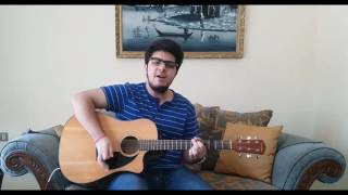 So-Ed Sheeran cover (Ramez Oweis)