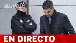 DIRECTO JUICIO DEL PROCÉS | Declara TRAPERO, Jefe De Los MOSSOS El 1-O