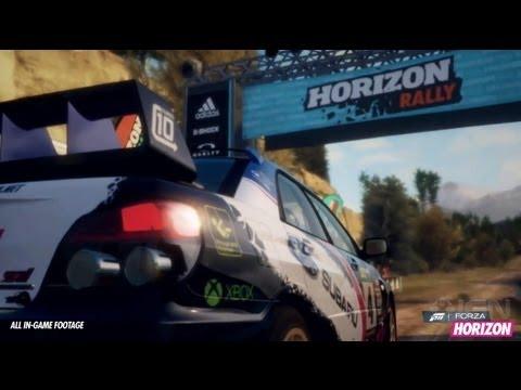 Forza Horizon Rally Expansion Trailer