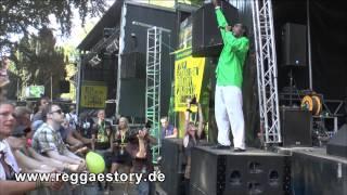 The Mighty Tamlins - 6/6 - Exodus - Reggae Jam 2013