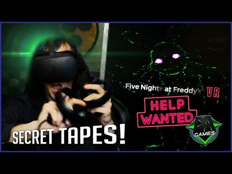 Help Wanted lets-plays list :: FIVE NIGHTS AT FREDDY'S VR: HELP