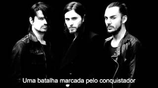 30 Seconds To Mars Conquistador Legendado