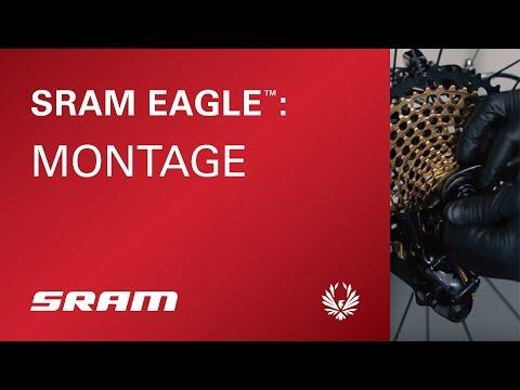 SRAM Eagle™ Montage