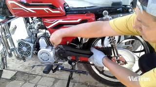 Модернизируем кожух цепи заднего колеса,  р N° 8