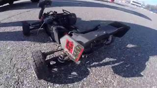RC Drag Racing Test And Tune And Speed Runs