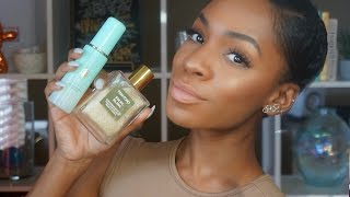 MAY FAVORITES: Gold Moisturizer, Glow Tonic, Tom Ford Oil ▸ VICKYLOGAN by VICKYLOGAN