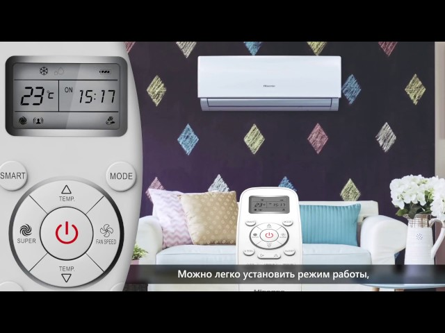 HISENSE AS-13UR4SYDDB15 SMART DC INVERTER