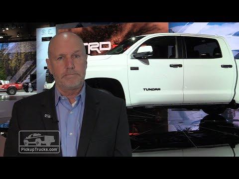 2019 Toyota Tundra TRD Pro: First Look – Cars.com