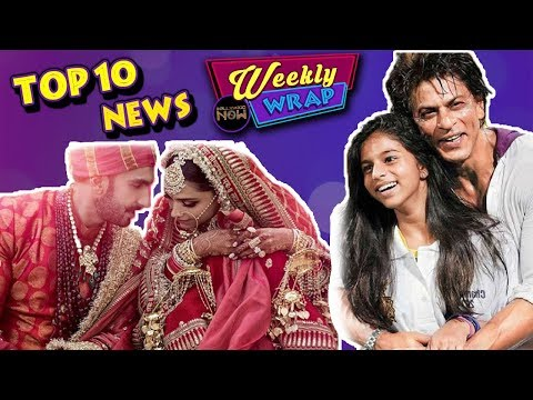DeepVeer Wedding, SRK On Aamir's Failure, Varun Co