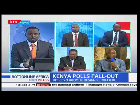 Bottomline Africa: Kenya polls fall-out