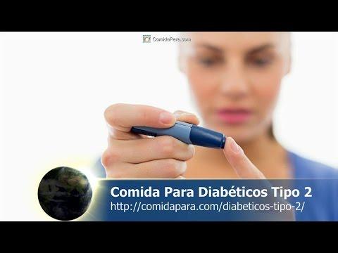 Que los diabéticos deben comer