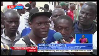 Monday Night News: Deputy President William Ruto skampers for safety from rowdy NASA youths in Bungo