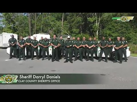 """3:18 """"You've been warned"""" Fla. sheriff says he'll deputize gun owners to help against protesters"""