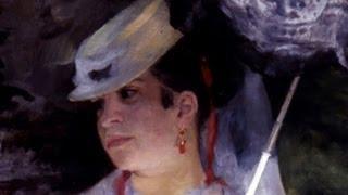 Lise with Umbrella (Renoir)